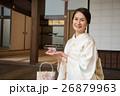 女将 日本酒 おもてなし イメージ 26879963