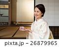 女将 日本酒 おもてなし イメージ 26879965