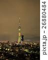 スカイツリー 都会 東京都の写真 26880484