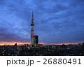 スカイツリー 都会 東京都の写真 26880491