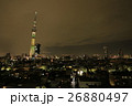 スカイツリー 都会 東京都の写真 26880497