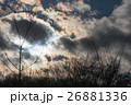彩雲 冬の空 26881336