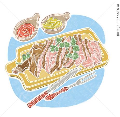 ステーキ ステーキ肉 牛ステーキ 26881838