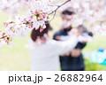 ソメイヨシノ 花見 春の写真 26882964