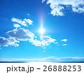 太陽と雲と海(12月)  26888253