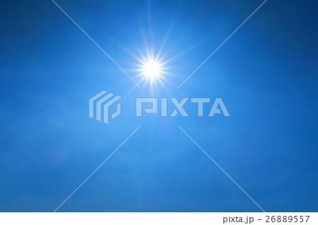 青空と太陽 26889557