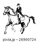 乗馬-ギャロップ 26900724