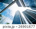 オフィス ビル 高層ビルの写真 26901677