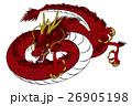 龍 ドラゴン 26905198