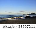 午後の海 自然風景 26907211