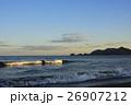 午後の海 自然風景 26907212
