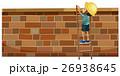 子供 子 登るのイラスト 26938645