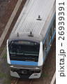 京浜東北線E233系電車(流し撮り) 26939391
