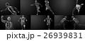 3d render running skeleton by X-rays 26939831