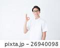 男性 看護師 医療スタッフの写真 26940098
