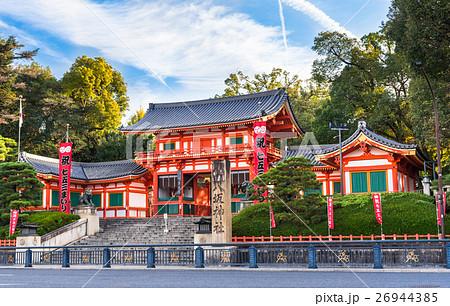 京都 八坂神社 西楼門 26944385