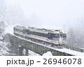冬の只見線 26946078