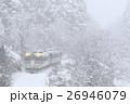 冬の只見線 26946079