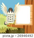 タカ ハヤブサ 鷹のイラスト 26946492
