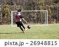 サッカー少年 26948815