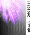 Bright violet light. EPS 10 26949214