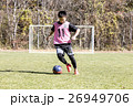 サッカー少年 26949706