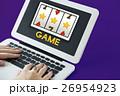 やじるし かける ゲームの写真 26954923