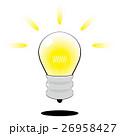 電球のイラスト 26958427