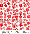 ギフト プレゼント 贈り物のイラスト 26963625