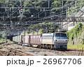 貨物列車 EF66 コンテナ 熱海駅 26967706