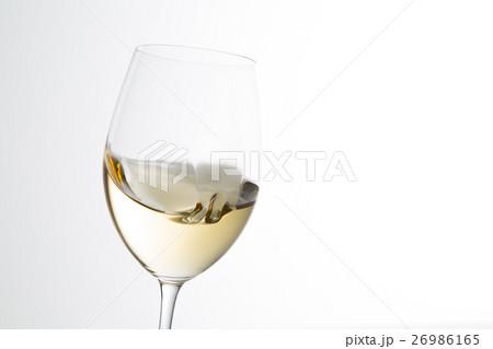 白ワインの写真素材 [26986165] - PIXTA