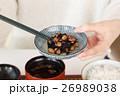 和食 食事 ひじきの写真 26989038