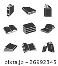 book icons 26992345
