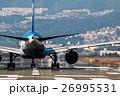 飛行機 滑走路 26995531