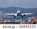 飛行機 滑走路 26995533