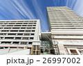高層マンションとタワーパーキング 26997002