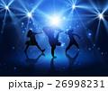 舞台 ヒップホップ ステージのイラスト 26998231