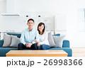 夫婦 若い 新居の写真 26998366
