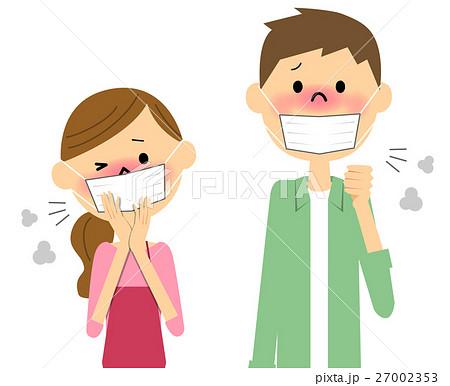 体調不良のカップル 27002353