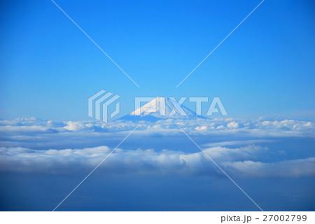 雲の上の富士山 27002799