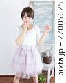 若い女性 ファッション ポートレート 27005625