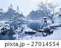 石川_兼六園雪景色 27014554