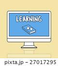 コンピュータ パソコン 教育のイラスト 27017295