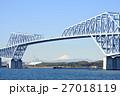 東京ゲートブリッジ 橋 トラス橋の写真 27018119