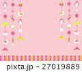 雛祭り つるし雛 27019889