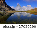 リッフェル湖 リッフェルゼー 湖の写真 27020290