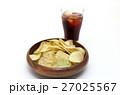 ポテトチップスとコーラ 27025567