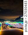 東京ドイツ村 イルミネーション ライトアップの写真 27030483