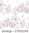 フローラル 花 シームレスのイラスト 27032249
