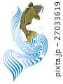 鯉の滝登り 27033619